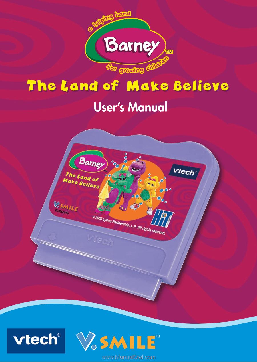 Vtech v. Smile: zayzoo my alien classmate manuals.