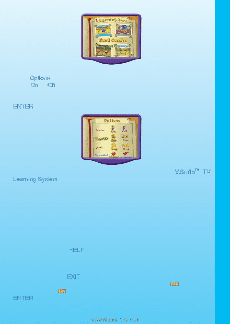 Vtech v. Smile: little einsteins manuals.