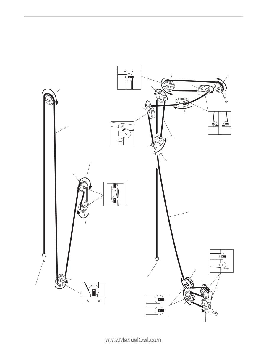 Manual for weider 8530 evggett.