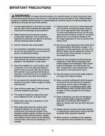 weslo cadence g 5.9 treadmill canada manuel pdf