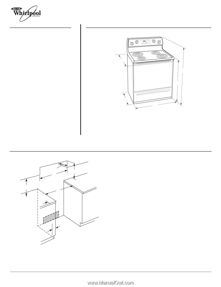 whirlpool rf362lxss dimensions Whirlpool Rf362lxsq Wiring Schematic