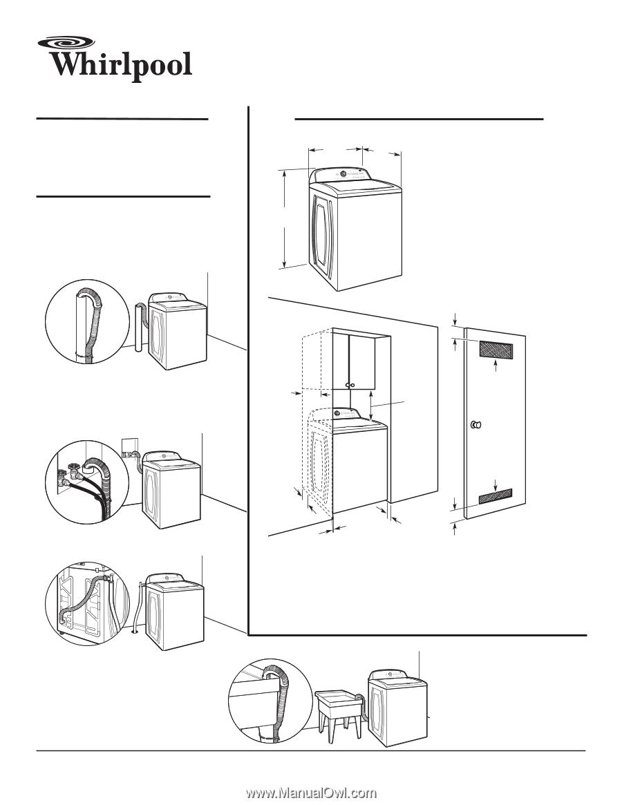 whirlpool washer wtw4800xq repair manual