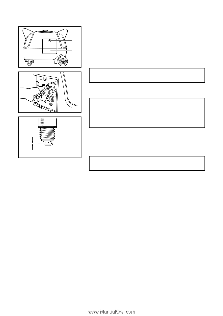 Yamaha EF3000iSE   Owners Manual - Page 37 on