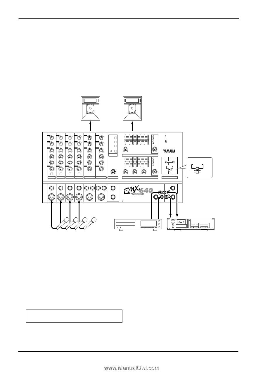 jvc emx640 circuit boards e service manual by download Array - yamaha  emx640 owner u0027s manual page 10 rh manualowl com