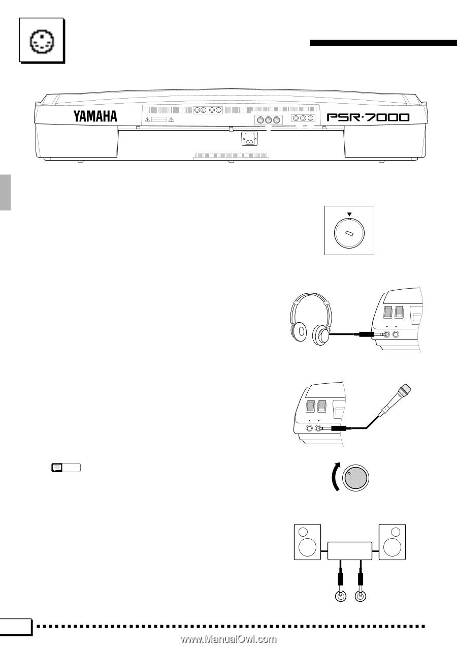 Yamaha Psr 7000 Owners Manual