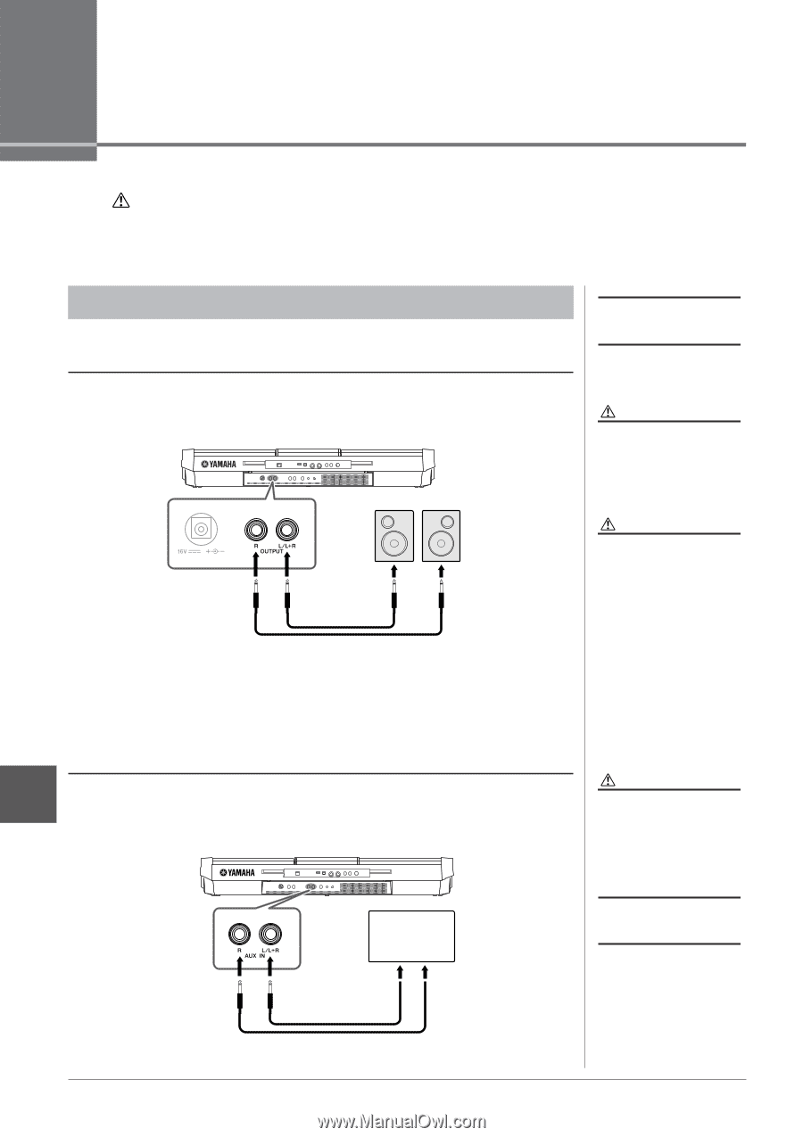 Yamaha Psr S910 Owners Manual Page 88 Fc5 Pedal Wiring Diagram 10