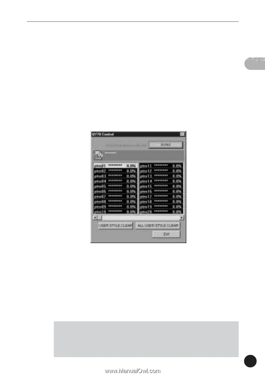 Yamaha QY70 | Data Filer - Page 24