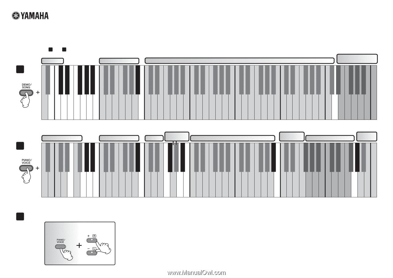 Pdf Manual For Yamaha Ydp  Piano