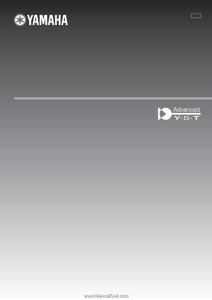 Yamaha Yst Fswbl Manual