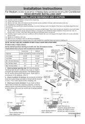 Frigidaire Ffre1533s1 Manual