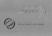 2003 buick rendezvous manuals rh manualowl com 2003 Buick Rendezvous Fuse Panel 2003 Buick Rendezvous Windshield