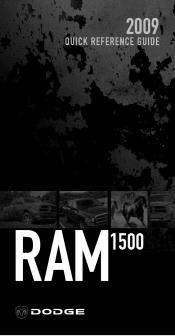2009 dodge ram 1500 manual
