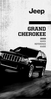 2009 jeep grand cherokee manuals. Black Bedroom Furniture Sets. Home Design Ideas