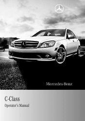 2010 mercedes c class manuals rh manualowl com 2010 mercedes benz e class owner's manual 2012 Mercedes C-Class