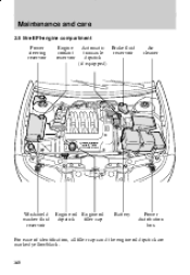 ford contour owners manual page