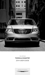 2014 chrysler town country manuals. Black Bedroom Furniture Sets. Home Design Ideas