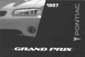 1997 Pontiac Grand Prix Owners Manual Pontiac